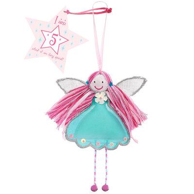 Age Fairy I am 5 .... Fairy