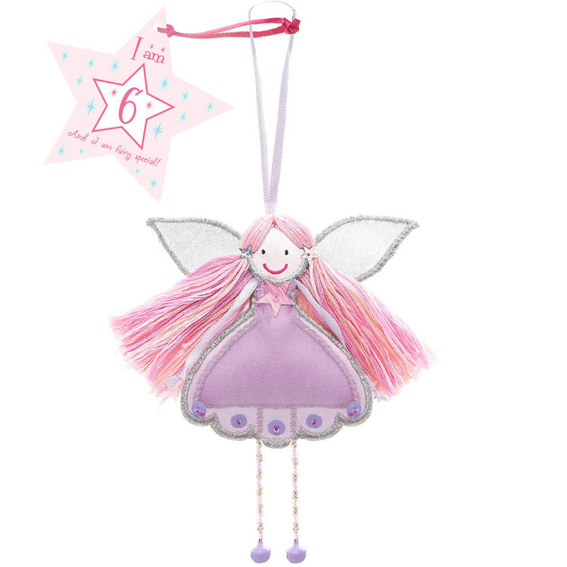 Age Fairy I am 6 .... Fairy