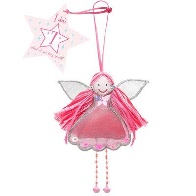 Age Fairy I am 7 .... Fairy