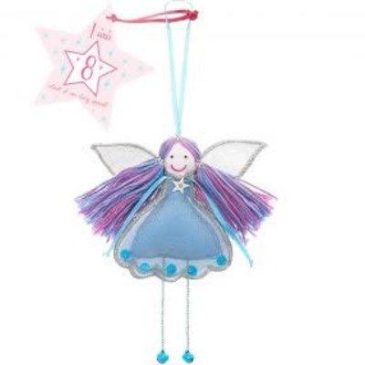 Age Fairy I am 8 .... Fairy