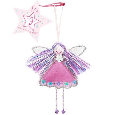 Age Fairy I am 9 .... Fairy