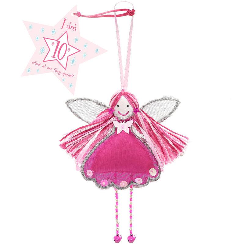 Age Fairy I am 10 .... Fairy