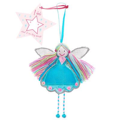Age Fairy I am .... (Personalise Age) Fairy