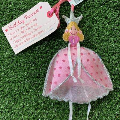 Birthday Princess Birthday Princess - Fabric