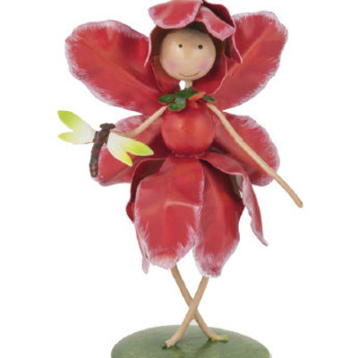 World of Make Believe Flower Kingdom - Twinkle the Tulip Flower Fairy (Mini)
