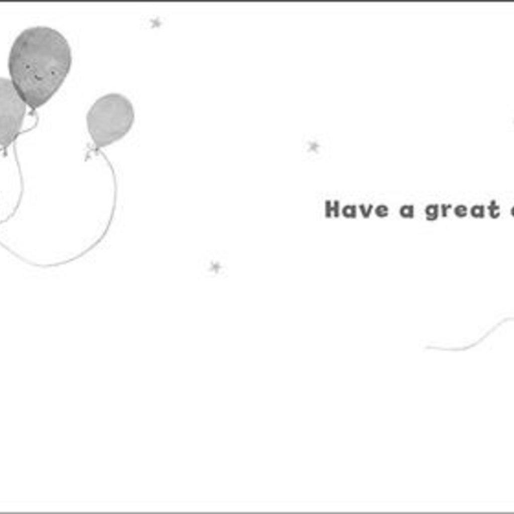 Treats & Smiles Personalised Birthday Card - George