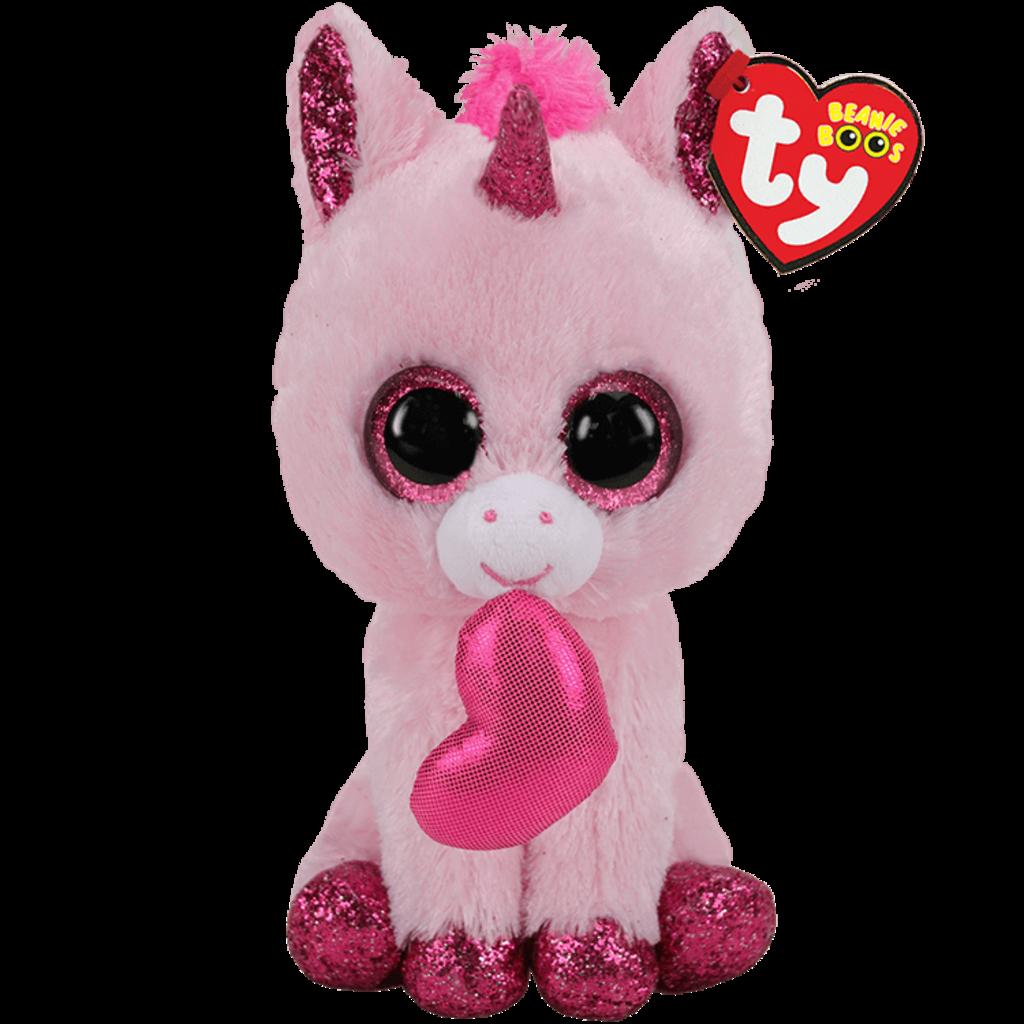 Ty Beanie Boo - Darling the Unicorn