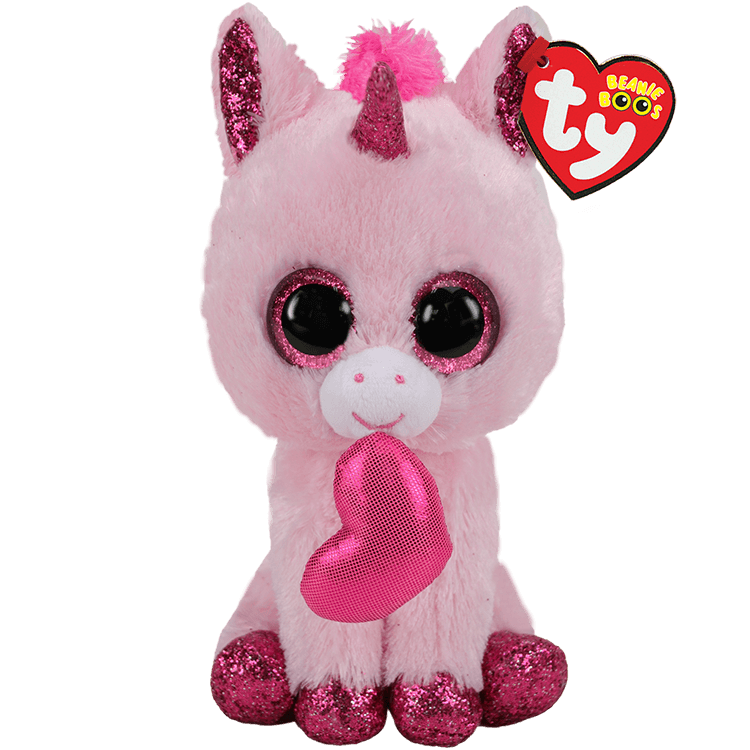 Ty Beanie Boo - Darling the Unicorn