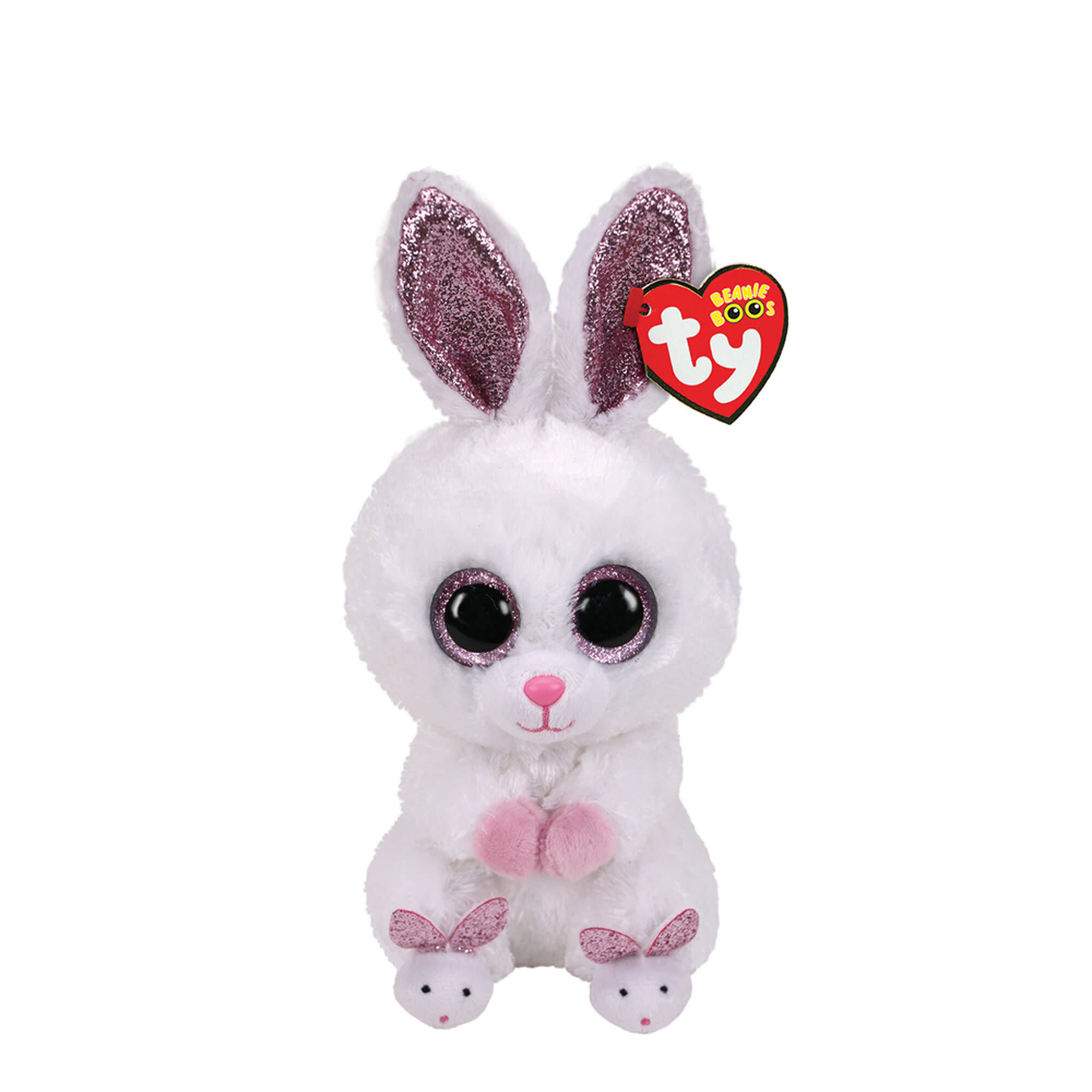 Ty Beanie Boo - Slippers the Bunny