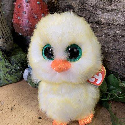 Ty Beanie Boo - Lemon Drop the Chick
