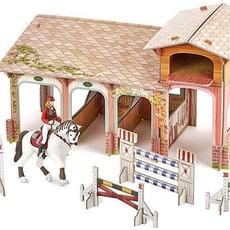 Papo Pony Club - Play Set - 4 Figurines