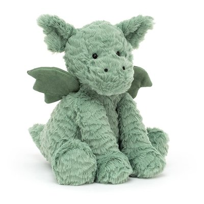 Jellycat - Fuddlewuddle Jellycat - Fuddlewuddle Dragon - Medium