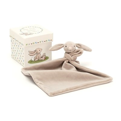 Jellycat - Baby Gift Jellycat - My First Bunny Soother - Beige
