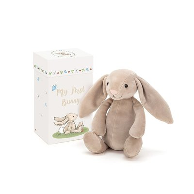 Jellycat - Baby Gift Jellycat - My First Bunny - Beige