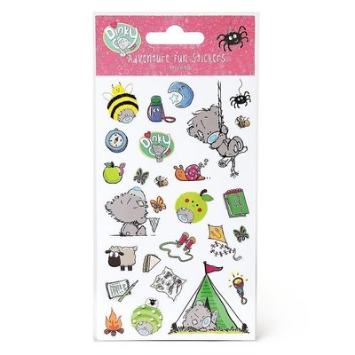 My Dinky Bear - Adventure Fun Stickers