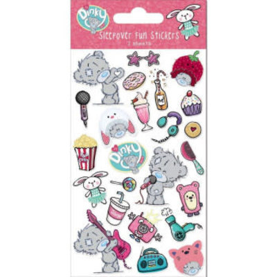 My Dinky Bear - Sleepover Fun Stickers