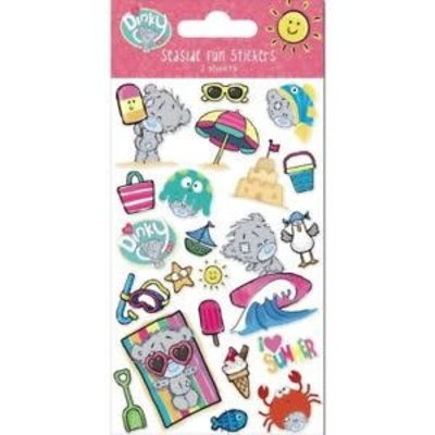 My Dinky Bear - Seaside Fun Stickers