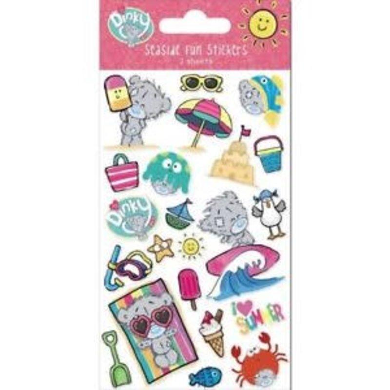 My Dinky Bear - Seaside Fun Stickers