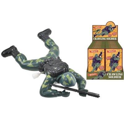 SupeRetro Toys SUPERetro Crawling Soldier