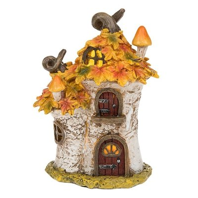 Joe Davies Fairy Glade LED Autumn Leaf House - Small