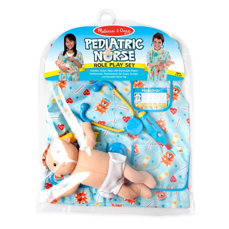 Melissa & Doug Pediatric Nurse - Costume