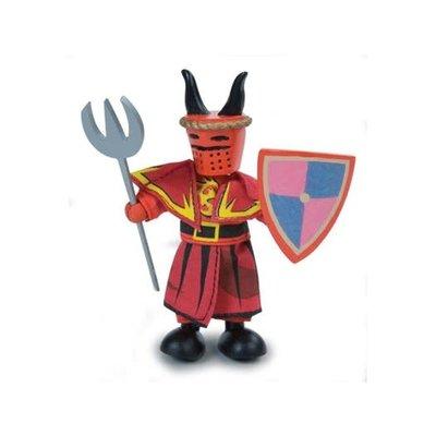 Budkin Budkin - Rhys the Red Knight