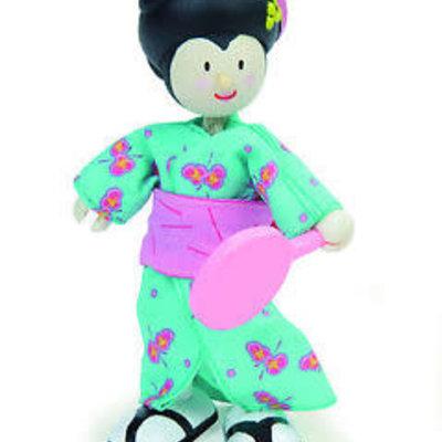 Budkin Budkin - Sakura Japanese Lady