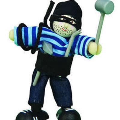 Budkin Budkin - Robin the Robber