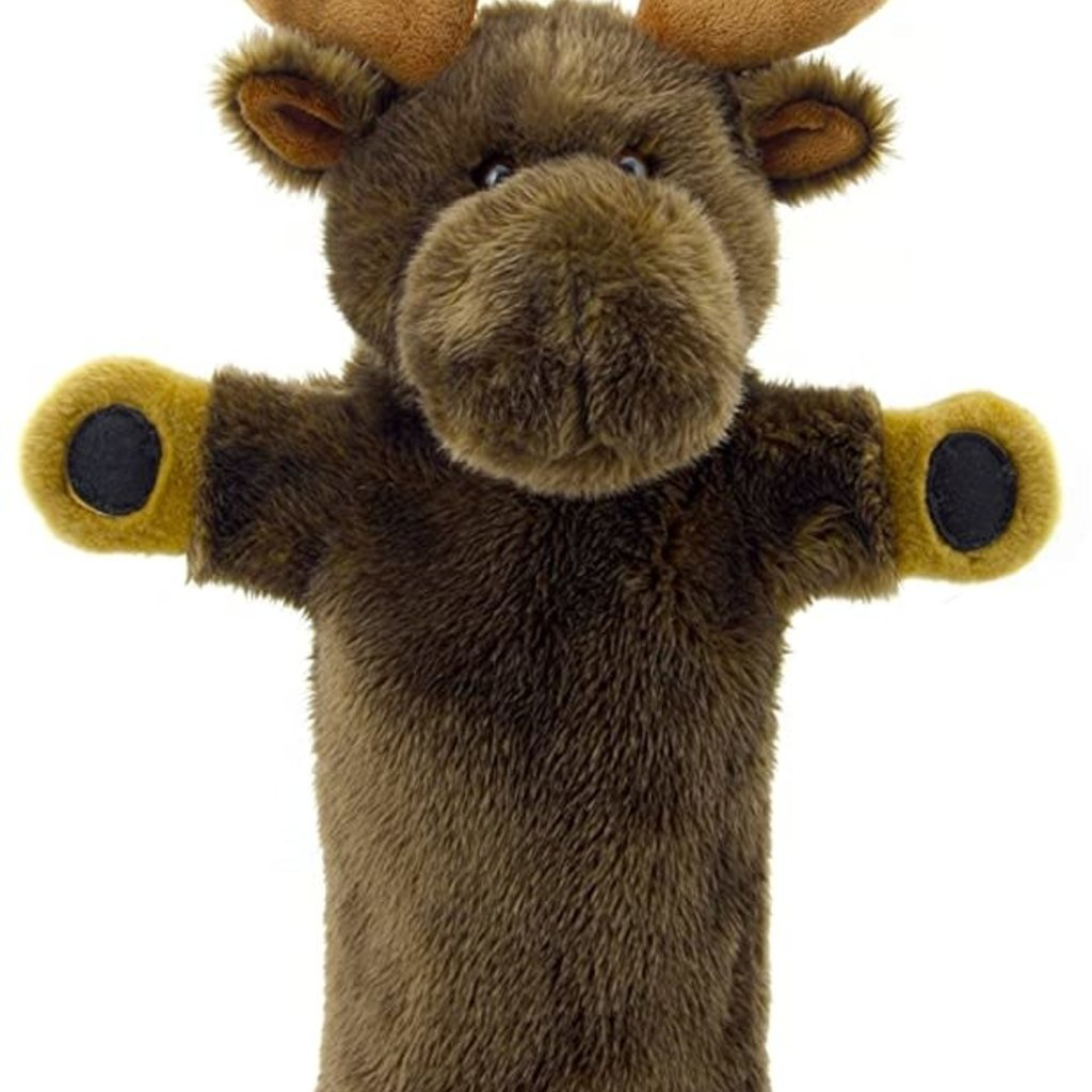 The Puppet Company Long Sleeved Puppet - Moose
