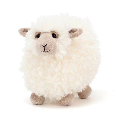 Jellycat - Little Legs Jellycat - Rolbie Sheep Cream - Small
