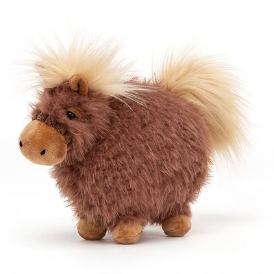 Jellycat - Little Legs Jellycat - Rolbie Pony - Small