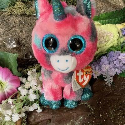 Ty Beanie Boo - Gumball the Unicorn