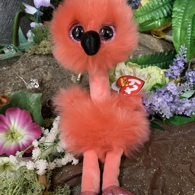 Ty Beanie Boo - Franny the Flamingo