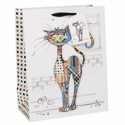 Bug Art Bug Art Kooks Cola Cat - Gift Bag - Large