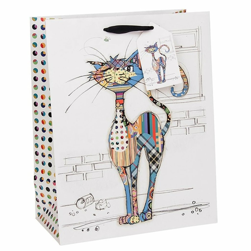 Bug Art Bug Art Kooks Cola Cat - Gift Bag - Large