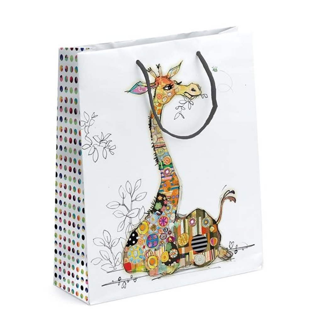 Bug Art Bug Art Kooks Gerry Giraffe - Gift Bag - Large