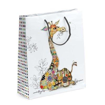 Bug Art Bug Art Kooks Gerry Giraffe - Gift Bag - Large