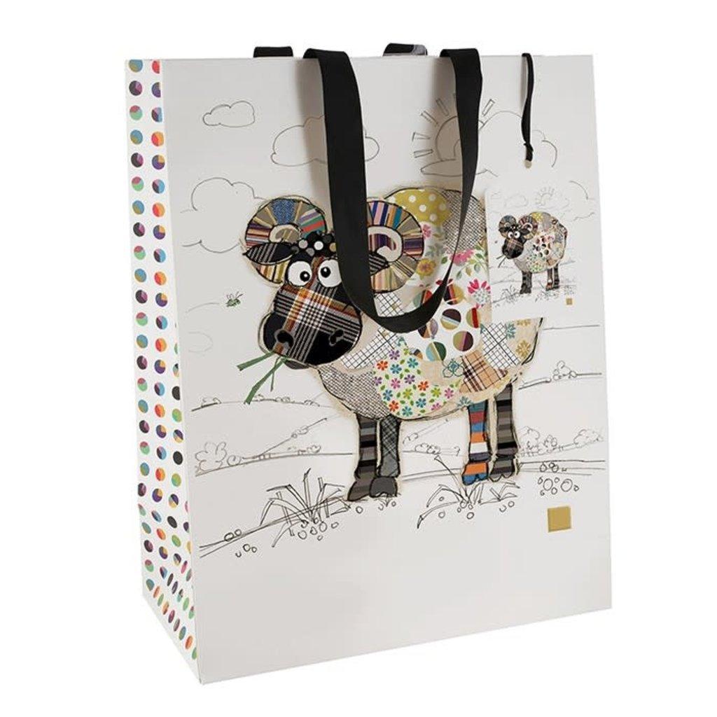 Bug Art Bug Art Kooks Raymond Ram - Gift Bag - Medium