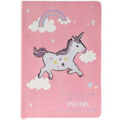 Lesser & Pavey Fluffy Unicorn - Notebook