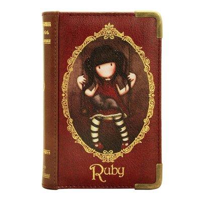 Gorjuss Gorjuss - Chronicles Wallet - Ruby