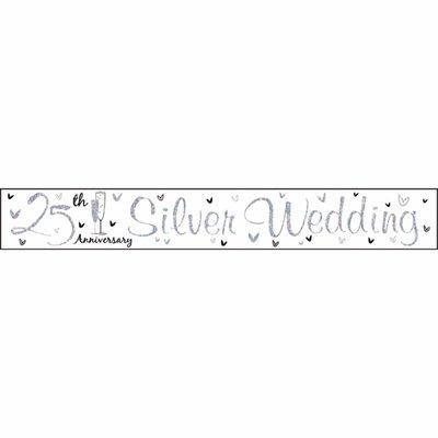 Banner - Silver Wedding Anniversary (25)