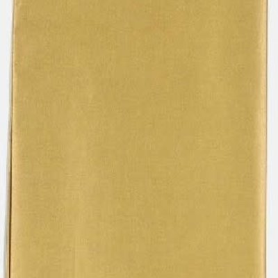 County Stationery Metallic Tissue Paper - Gold - 5 Sheets