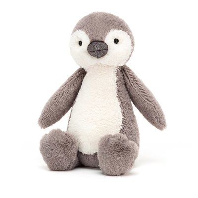 Jellycat - Jingle Jingle Jellycat - Bashful Glitz Penguin