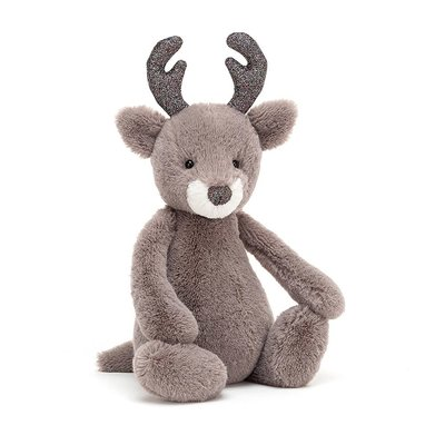 Jellycat - Jingle Jingle Jellycat - Bashful Glitz Reindeer