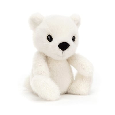 Jellycat - Jingle Jingle Jellycat - Fuzzle Polar Bear