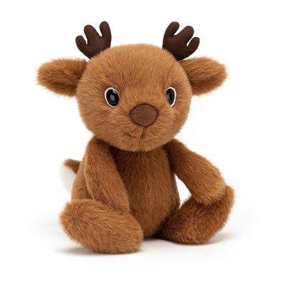 Jellycat - Jingle Jingle Jellycat - Fuzzle Reindeer