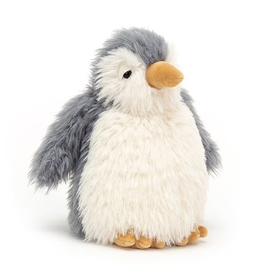 Jellycat - Jingle Jingle Jellycat - Rolbie Penguin - Small