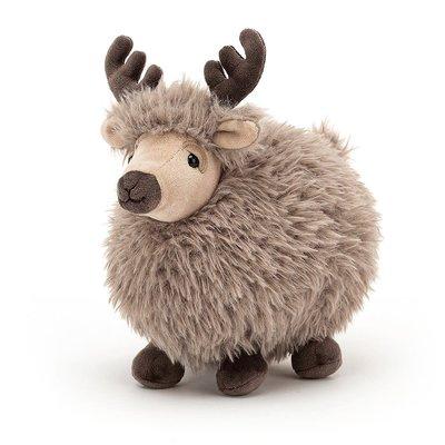 Jellycat - Jingle Jingle Jellycat - Rolbie Reindeer - Small