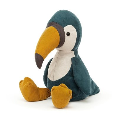 Jellycat - Colourful & Quirky Jellycat - Belby Toucan