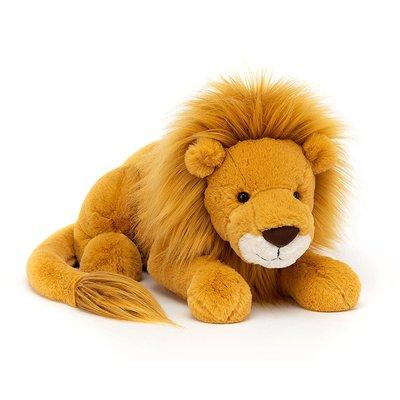 Jellycat - Big & Bold Jellycat - Louie Lion - Large